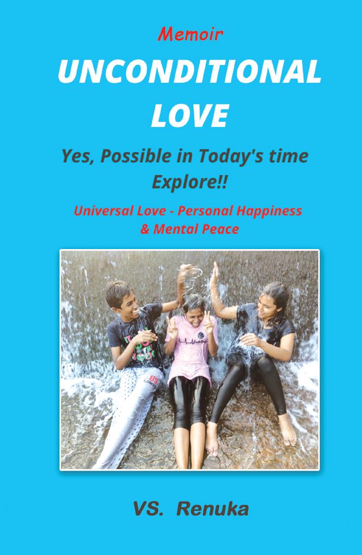 Memoir Unconditional Love